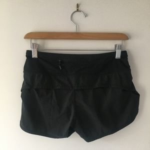 lululemon // Run: Speed Shorts in Black